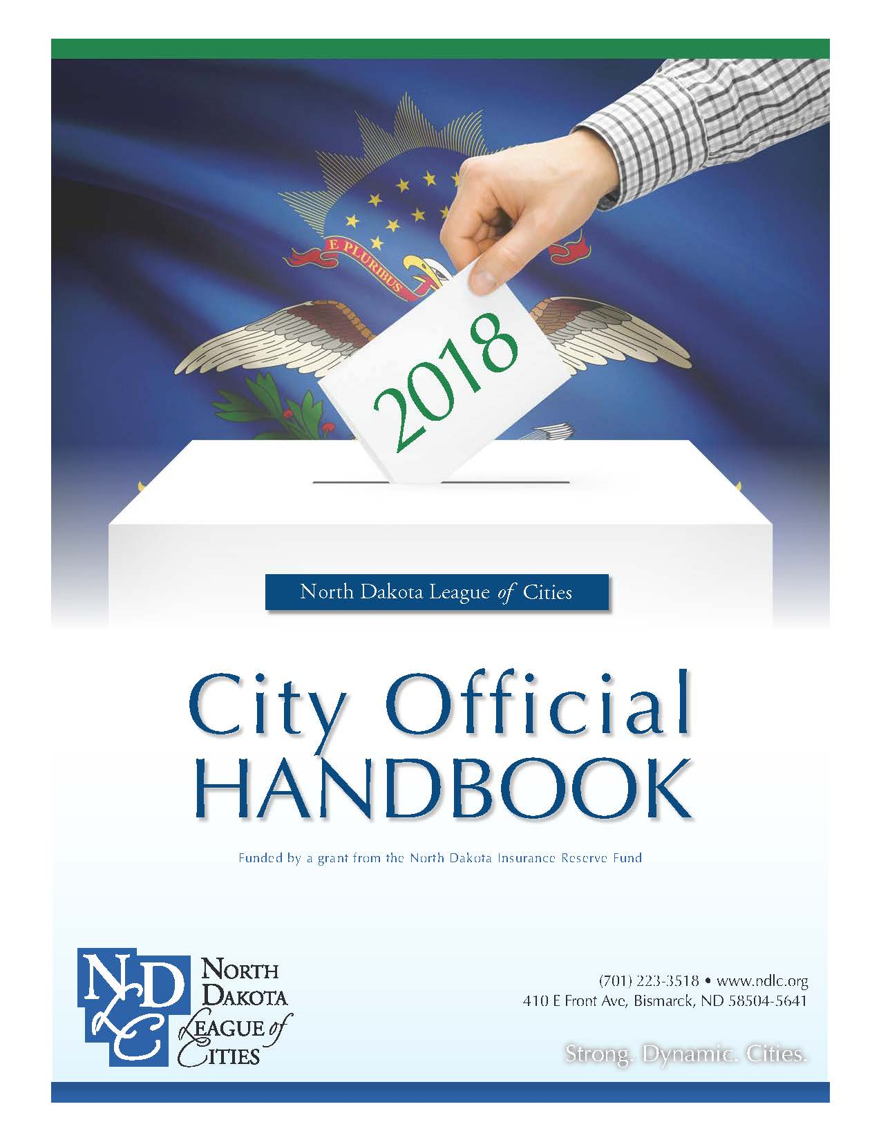 City Officials Handbook 2018 smaller